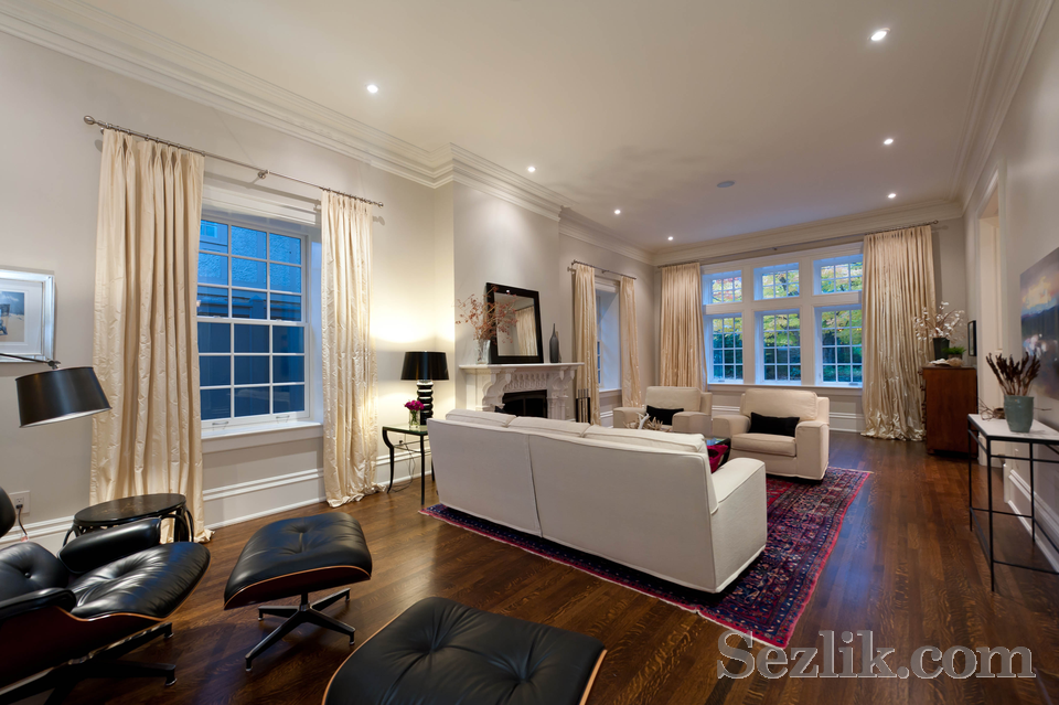 68 park road for Recessed lighting for living room good idea